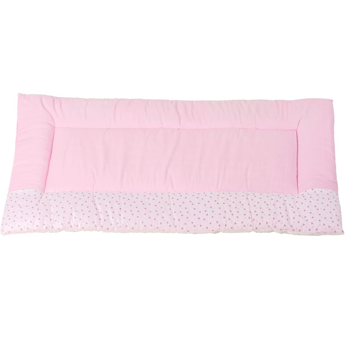 Κάλυμμα Αλλαξιέρας Κόσμος Του Μωρού Home 0796 Ροζ