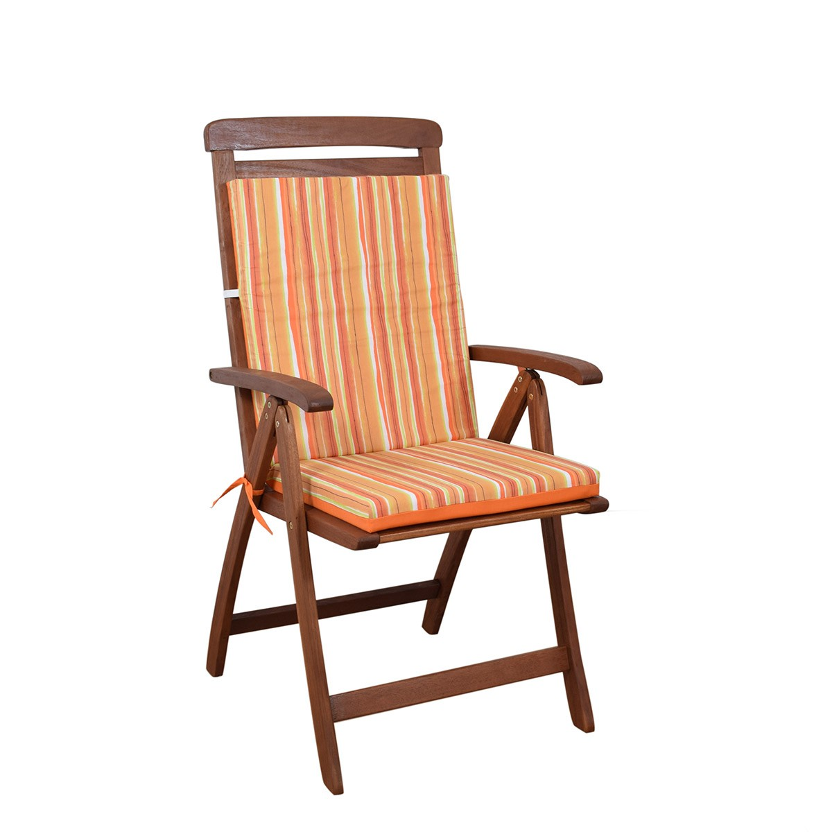 Μαξιλάρι Καρέκλας Πλάτη/Φερμουάρ 2 Όψεων Fratoni DobleCara Orang 74782