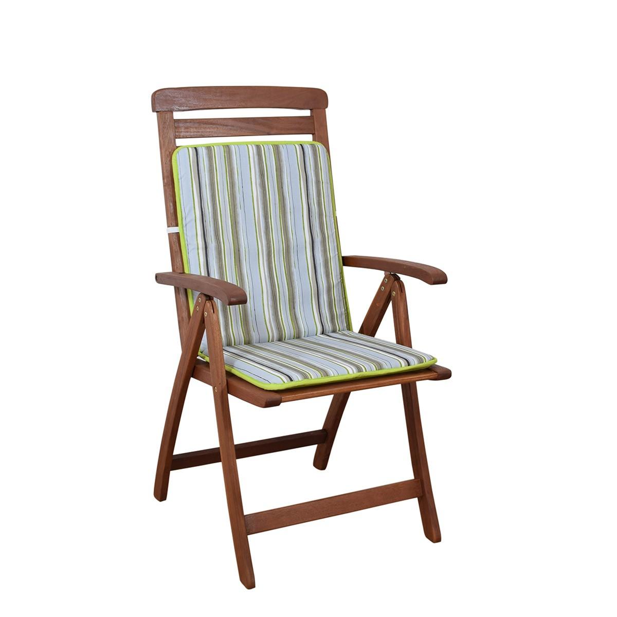 Μαξιλάρι Καρέκλας Πλάτη/Ρέλι 2 Όψεων Fratoni DobleCara Green