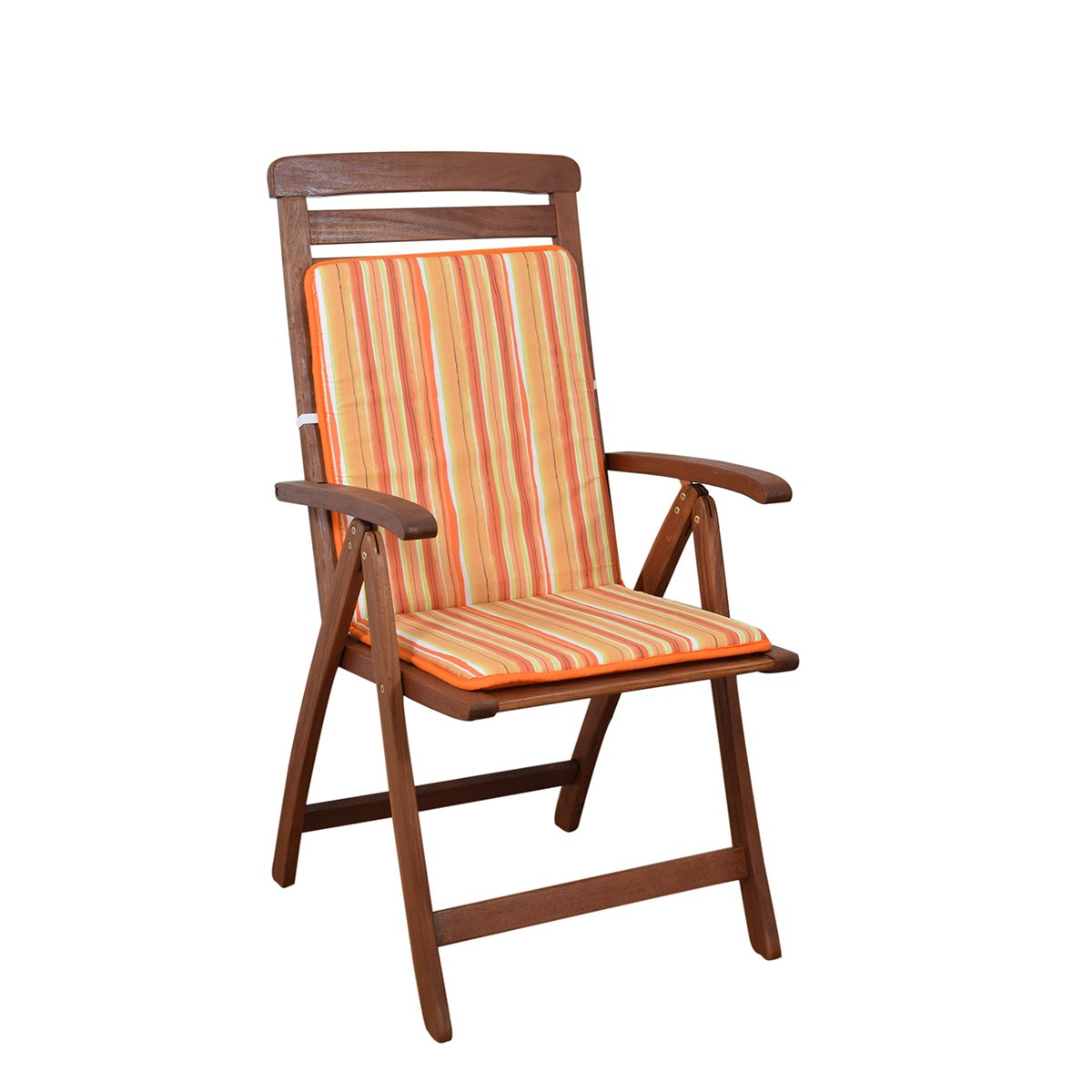 Μαξιλάρι Καρέκλας Πλάτη/Ρέλι 2 Όψεων Fratoni DobleCara Orange 74786