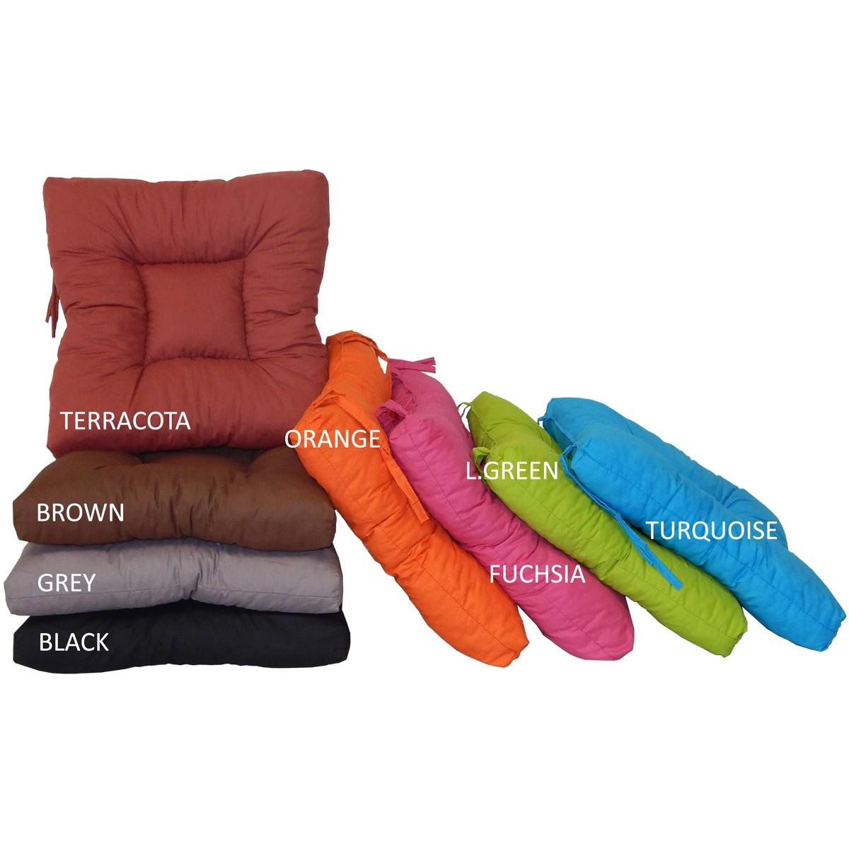 Μαξιλάρι Καρέκλας Φουσκωτό Fratoni Solid