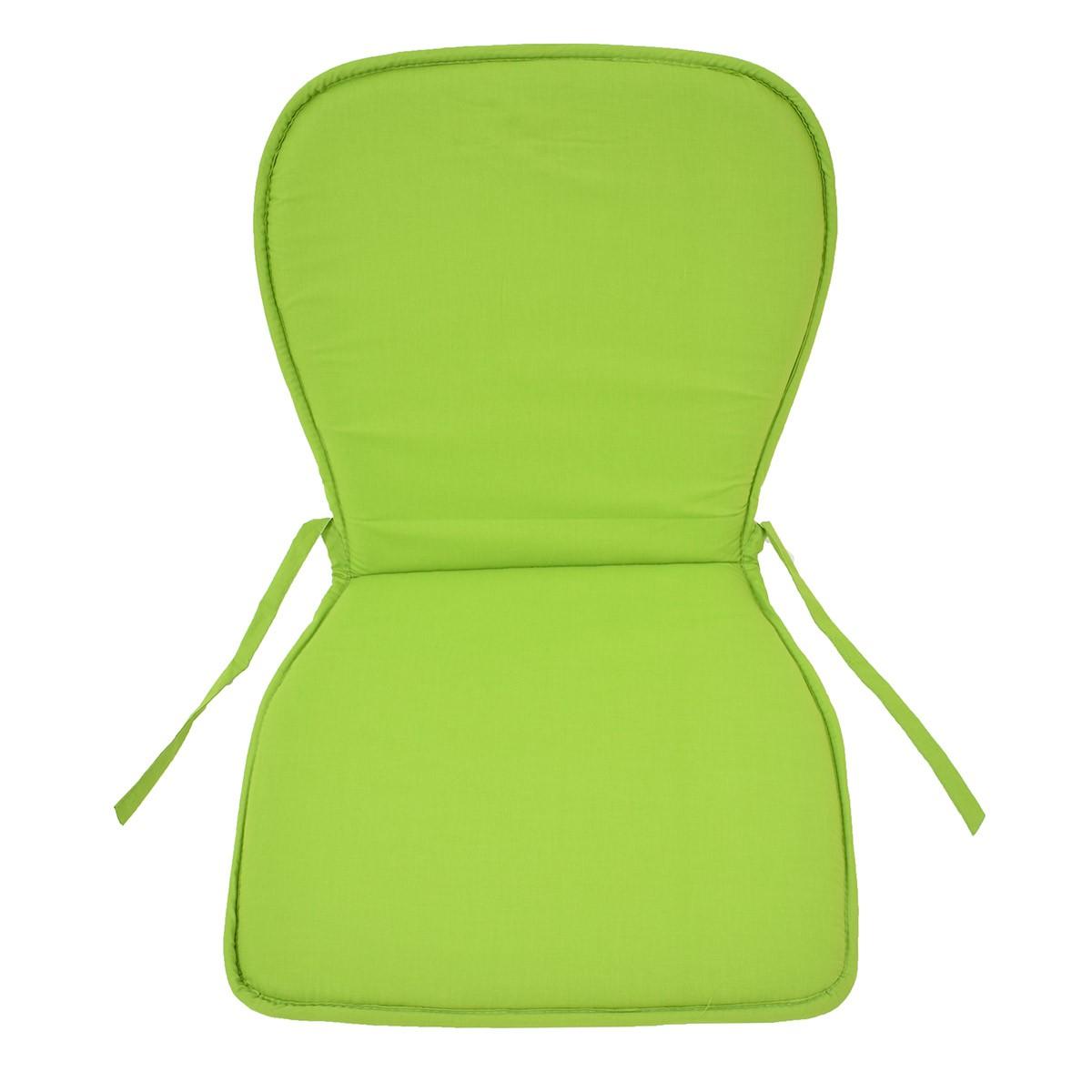 Μαξιλάρι Καρέκλας Κιθάρα Fratoni Solid Green