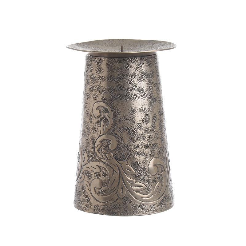 Κηροπήγιο InArt Aluminium Big 3-70-387-0245