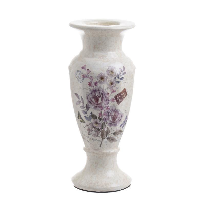 Κηροπήγιο InArt Flower Lilac 3-70-226-0029