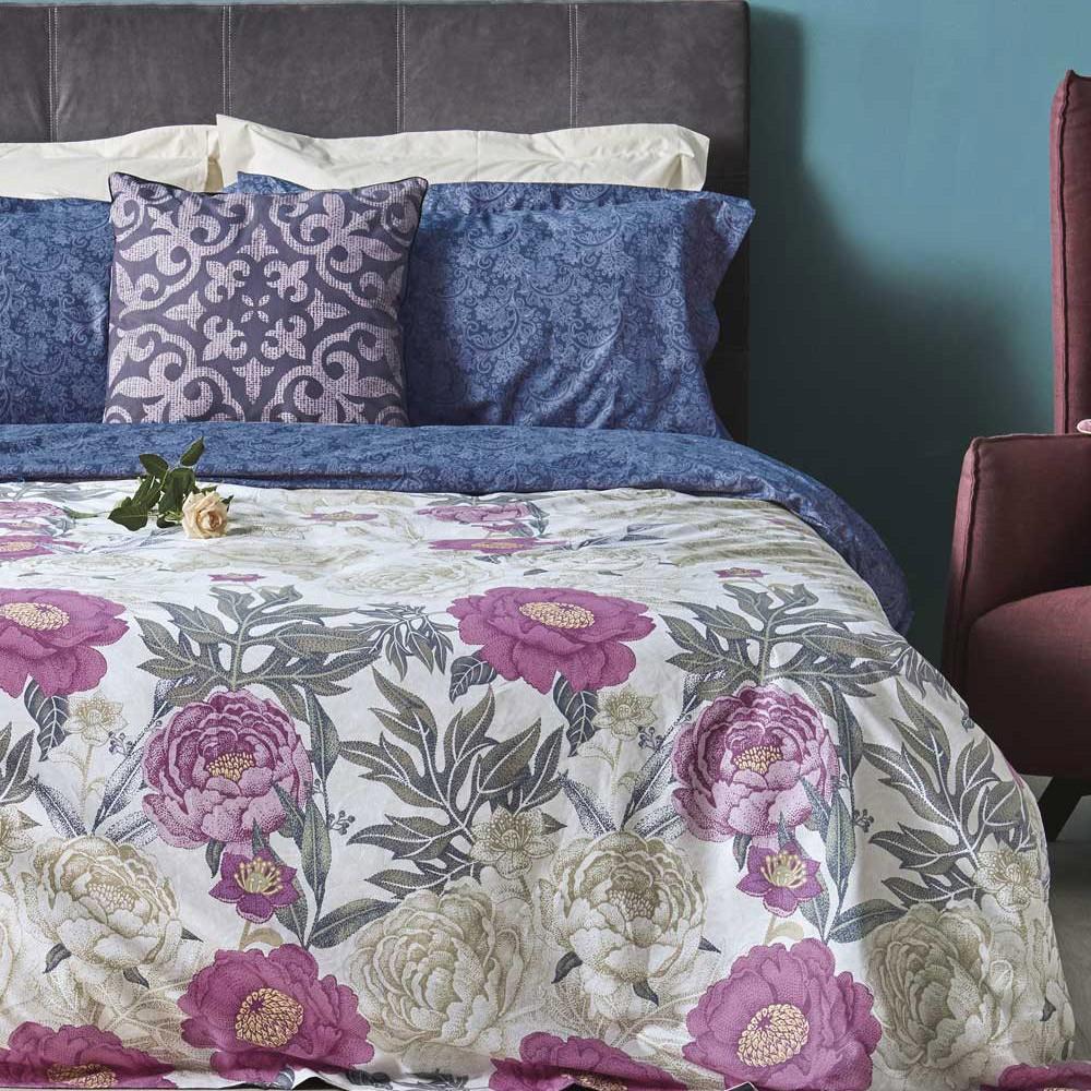 Ζεύγος Μαξιλαροθήκες Κατωσέντονου Oxford Kentia Stylish Lorca 14 home   κρεβατοκάμαρα   μαξιλάρια   μαξιλαροθήκες