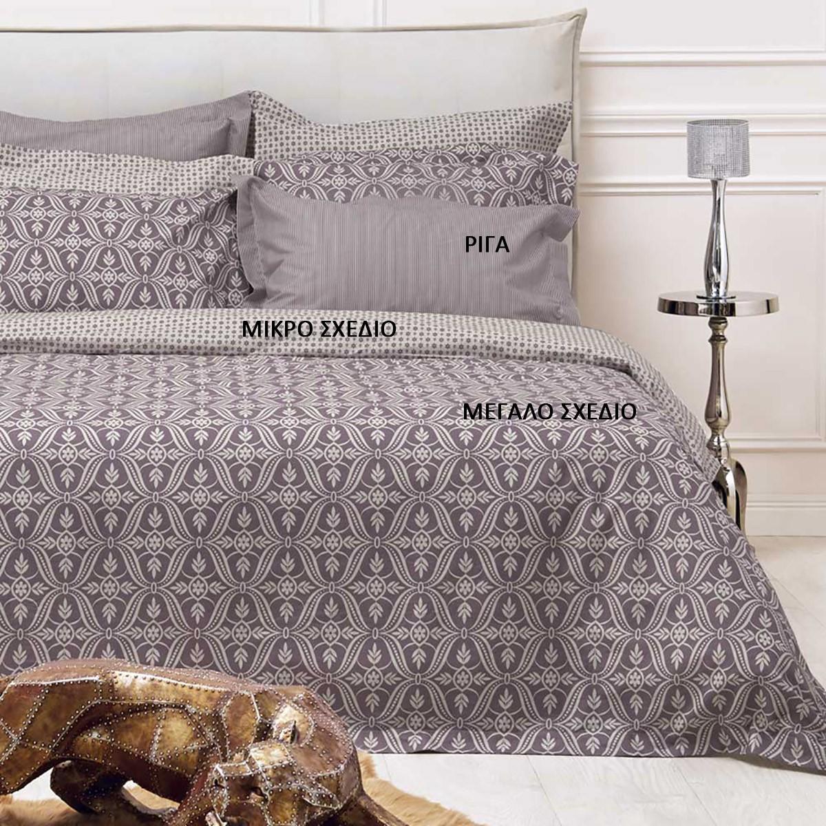 Σεντόνι Υπέρδιπλo Kentia Carmen 42 Μικρό Σχέδιο home   κρεβατοκάμαρα   σεντόνια   σεντόνια μεμονωμένα