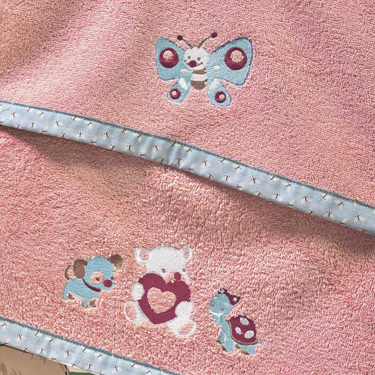 Βρεφικές Πετσέτες (Σετ 2τμχ) Kentia Baby Pet