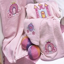 Βρεφικές Πετσέτες (Σετ 2τμχ) Kentia Baby Principal