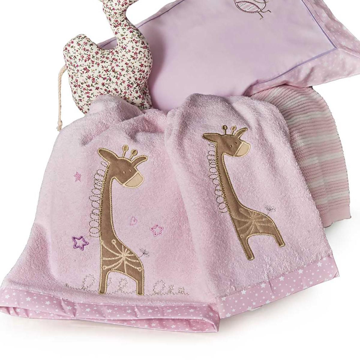 Βρεφικές Πετσέτες (Σετ 2τμχ) Kentia Baby Momo 14