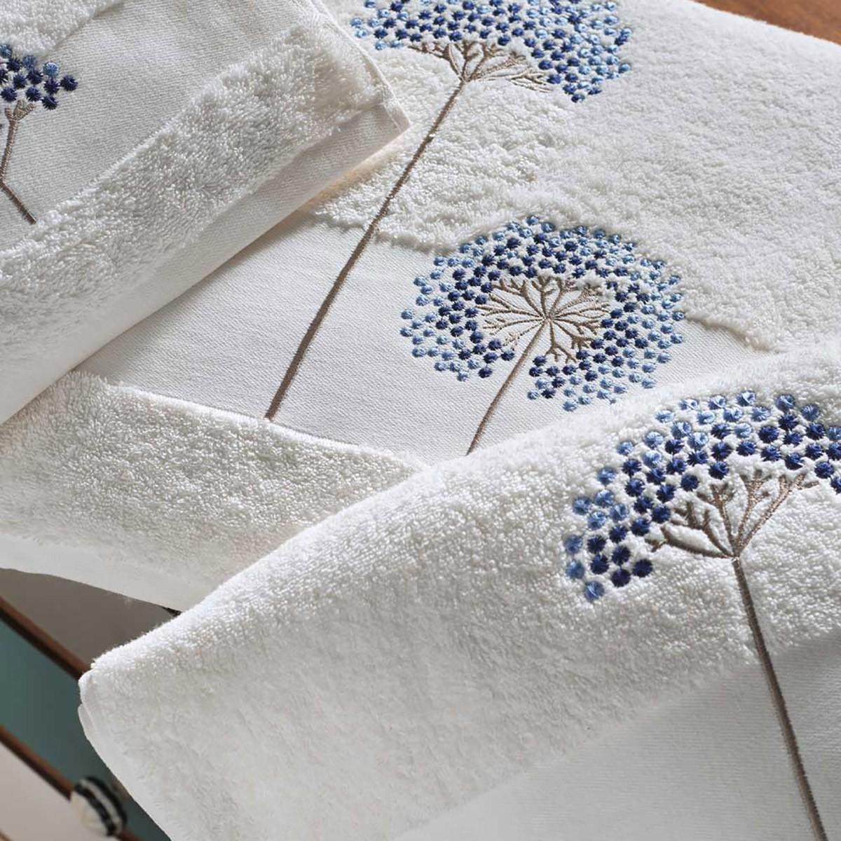 Πετσέτες Μπάνιου (Σετ 3τμχ) Kentia Franca 12
