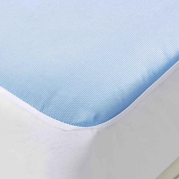 Κάλυμμα Στρώματος Υπέρδιπλο Αδιάβροχο Kentia Cool Protector