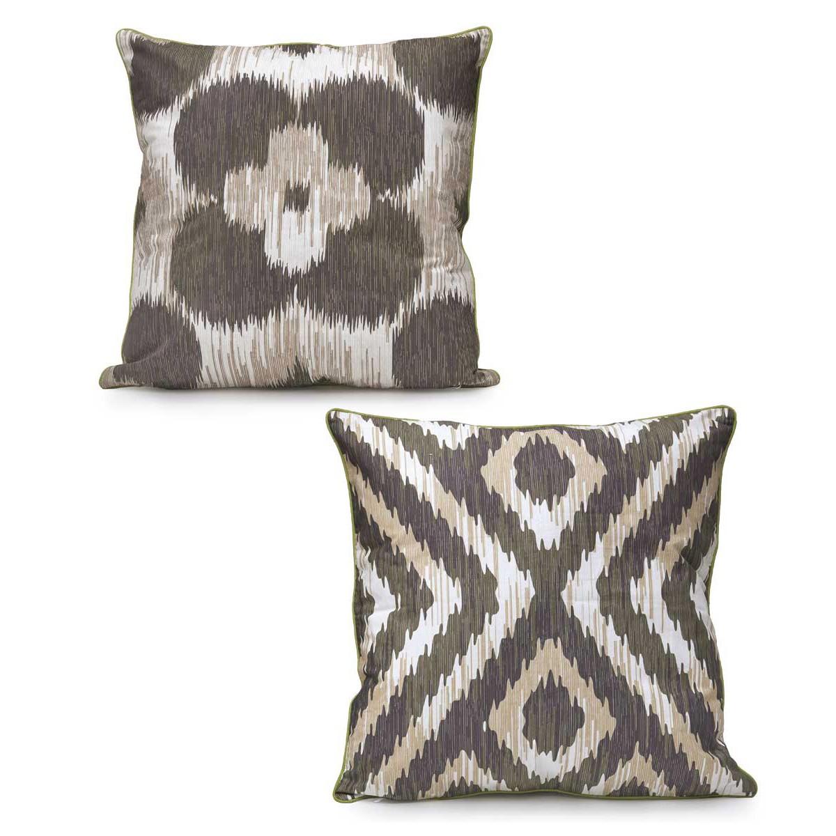 Διακοσμητική Μαξιλαροθήκη 2 Όψεων Kentia Loft 1434 home   κρεβατοκάμαρα   διακοσμητικά μαξιλάρια