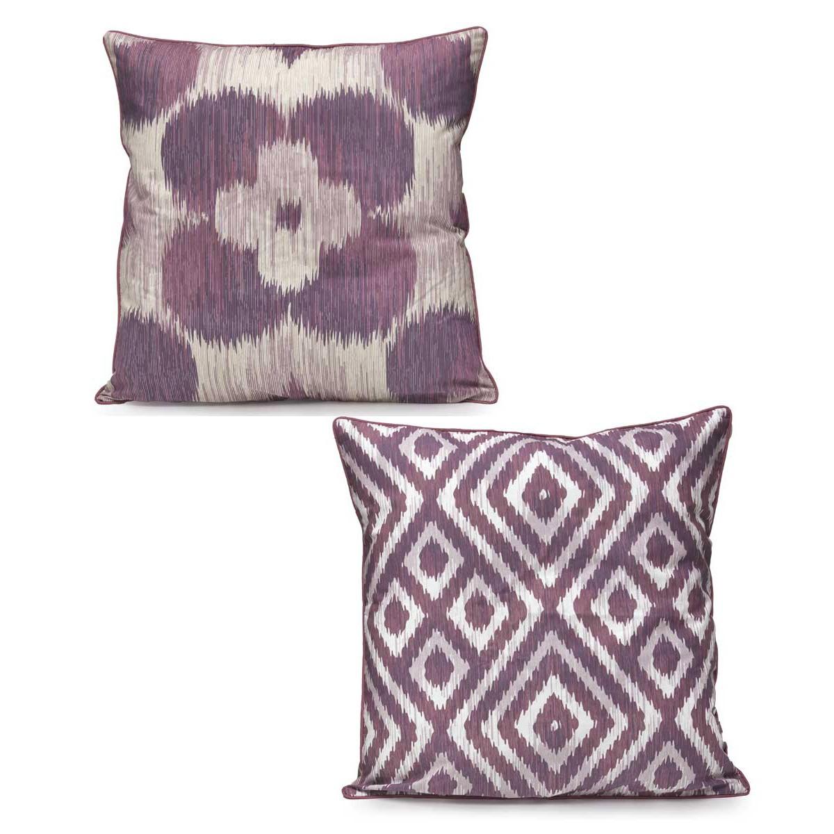 Διακοσμητική Μαξιλαροθήκη 2 Όψεων Kentia Loft 1405 home   κρεβατοκάμαρα   διακοσμητικά μαξιλάρια
