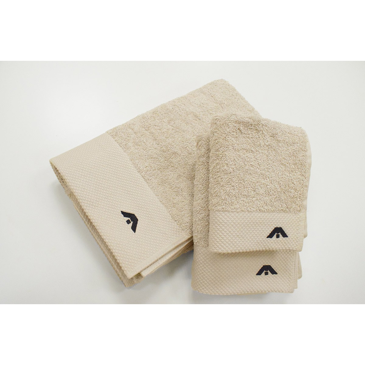 Πετσέτες Μπάνιου (Σετ 3τμχ) AP Milano Italia Linen