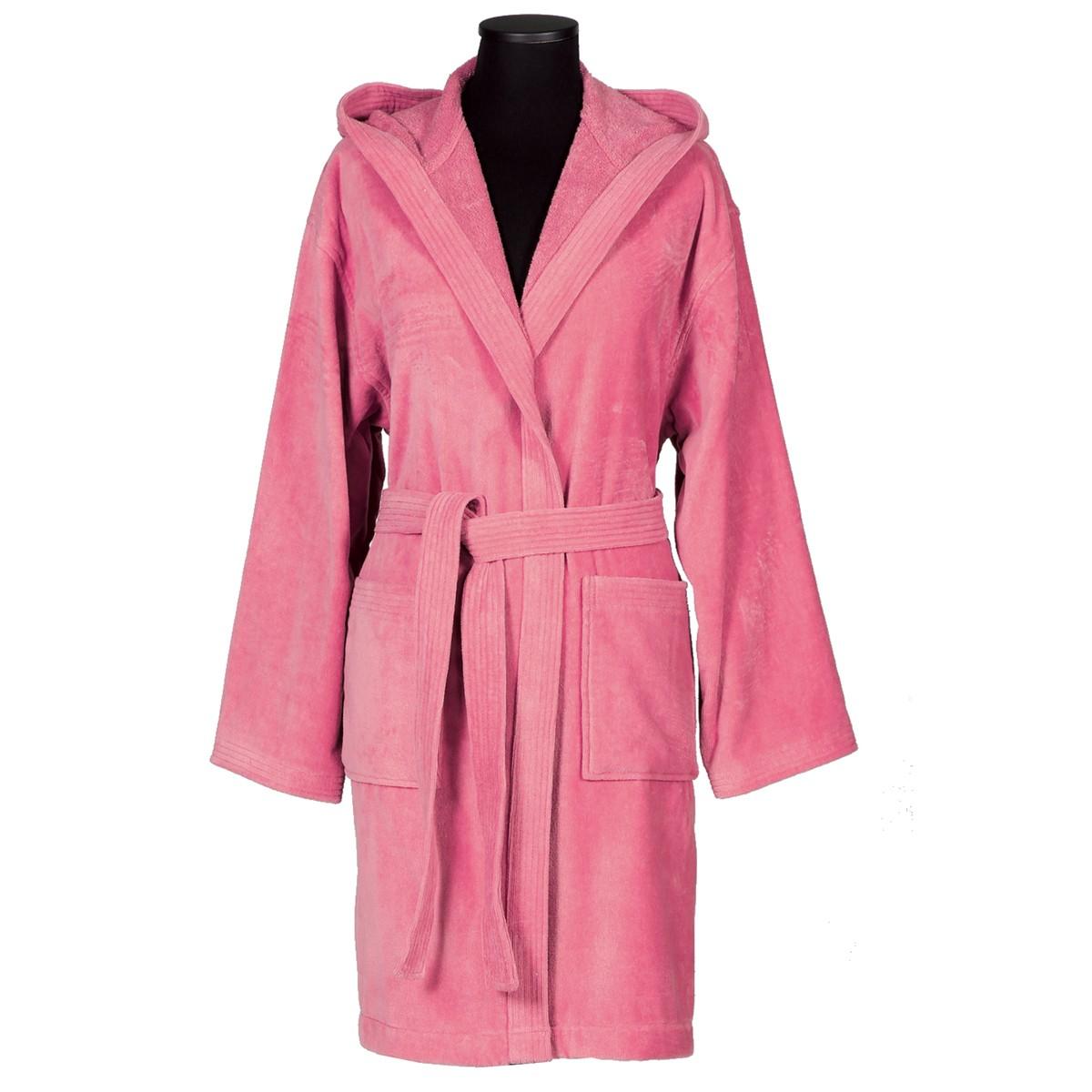 Μπουρνούζι Nef-Nef Style Pink Mini SMALL SMALL