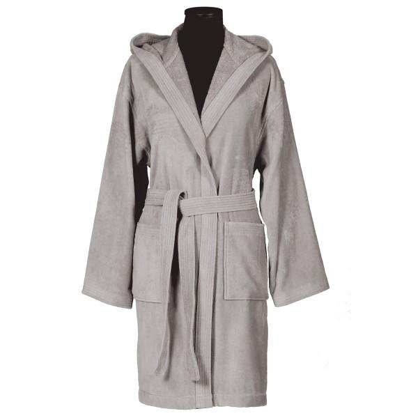 Μπουρνούζι Μίνι Nef-Nef Style Grey