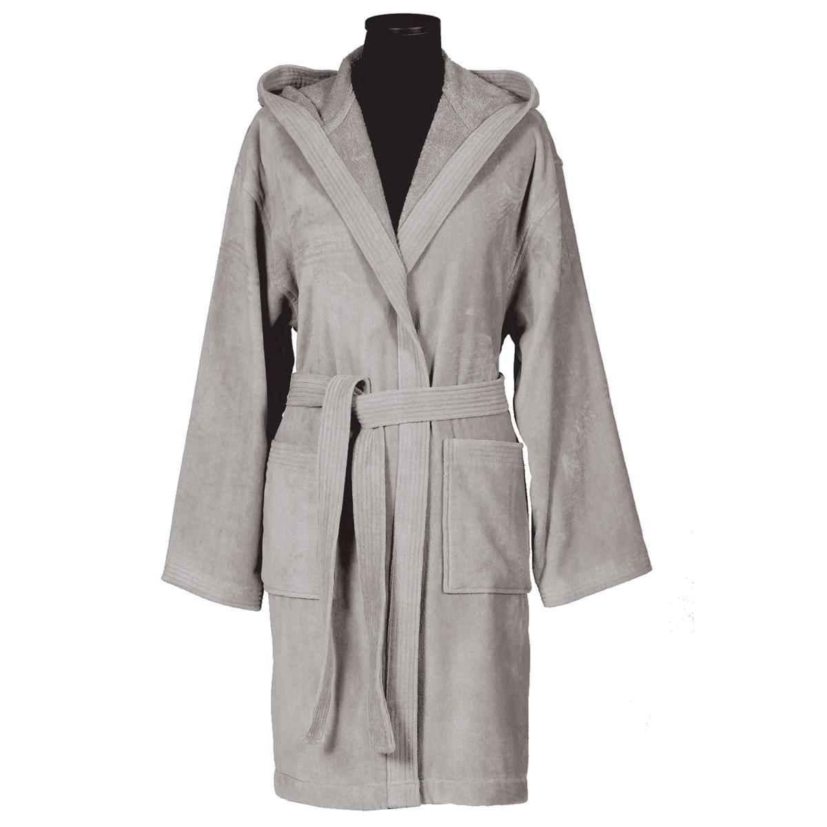 Μπουρνούζι Μίνι Nef-Nef Style Grey SMALL SMALL