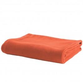 Κουβέρτα Fleece Υπέρδιπλη Nef-Nef Planet Orange