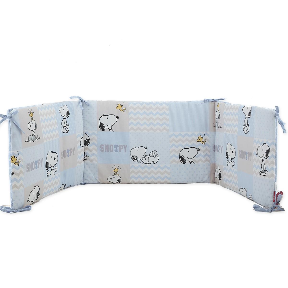 Πάντα Κούνιας Nef-Nef Baby Snoopy Patch home   βρεφικά   πάντες βρεφικές