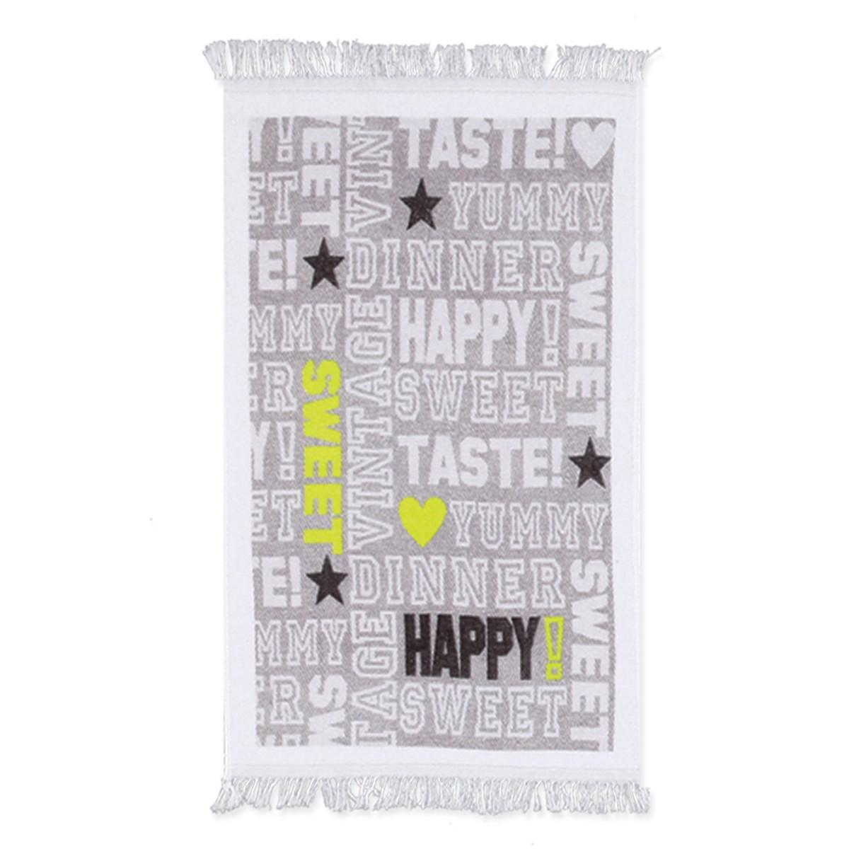 Πετσέτα Κουζίνας Nef-Nef Taste Grey