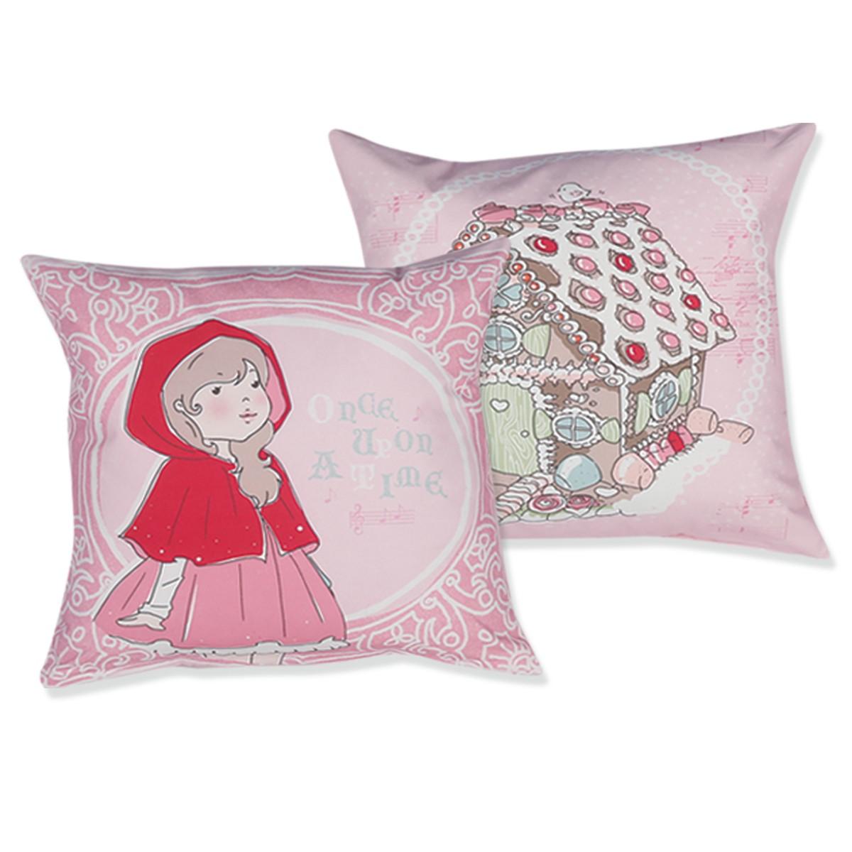 Διακοσμητικό Μαξιλάρι Nef-Nef Junior Nice Story home   παιδικά   διακοσμητικά μαξιλάρια παιδικά