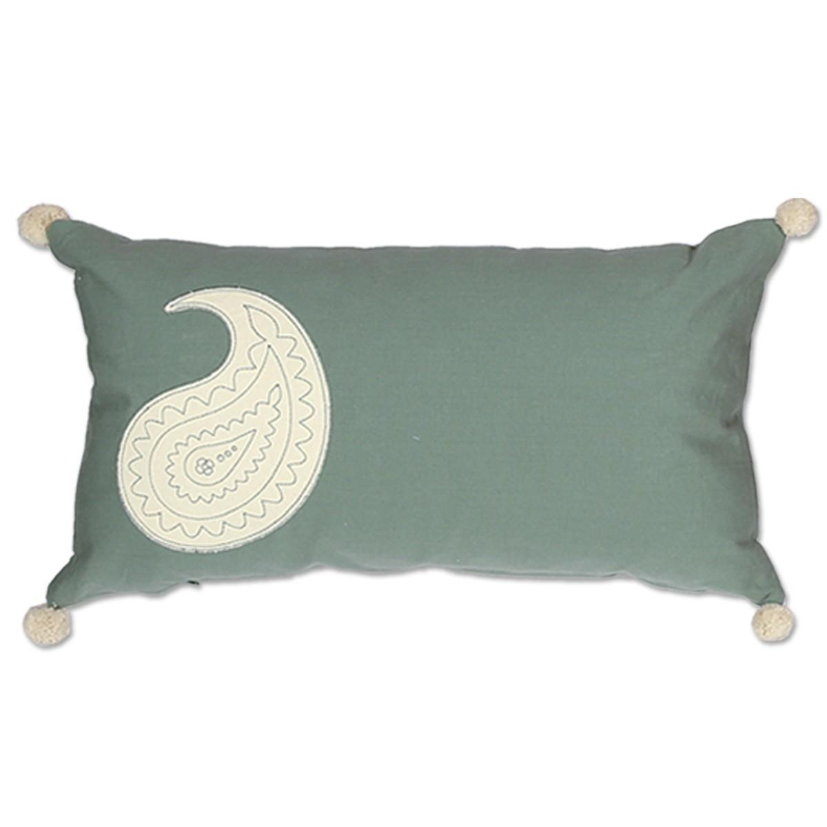 Διακοσμητικό Μαξιλάρι Nef-Nef Plummet Emerald