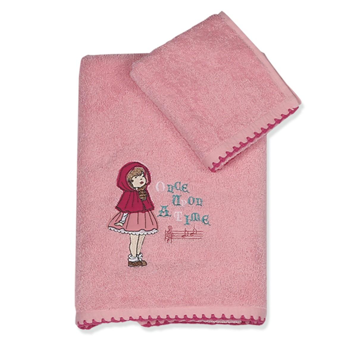 Παιδικές Πετσέτες (Σετ 2τμχ) Nef-Nef Junior Nice Story