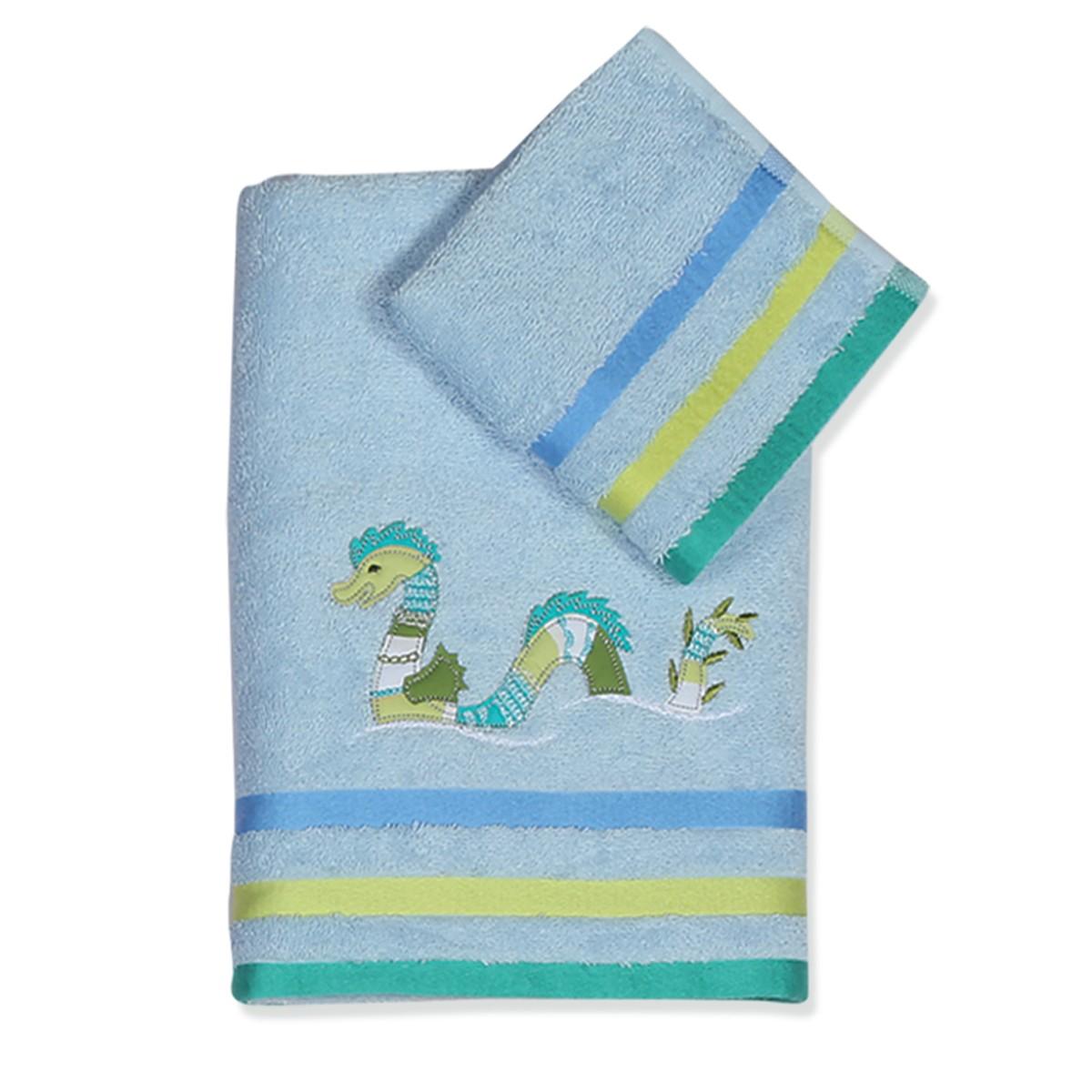 Παιδικές Πετσέτες (Σετ 2τμχ) Nef-Nef Junior Vikings