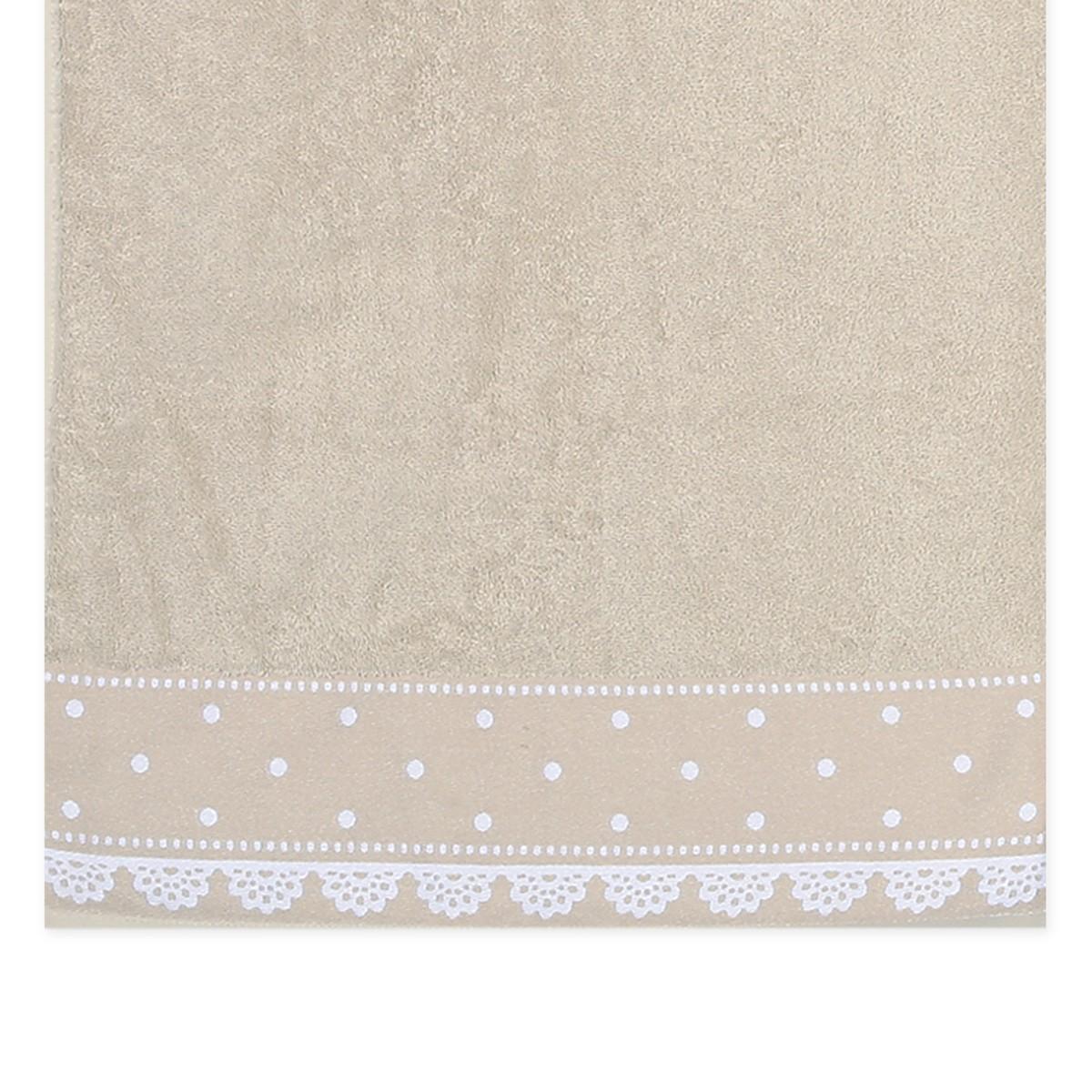 Πετσέτα Χεριών (30x50) Nef-Nef Romantic