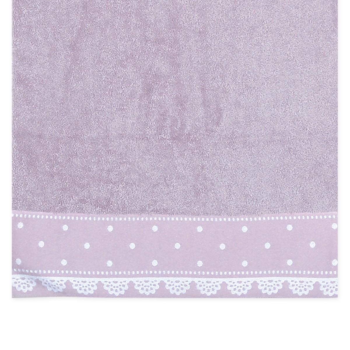 Πετσέτα Σώματος (70x140) Nef-Nef Romantic
