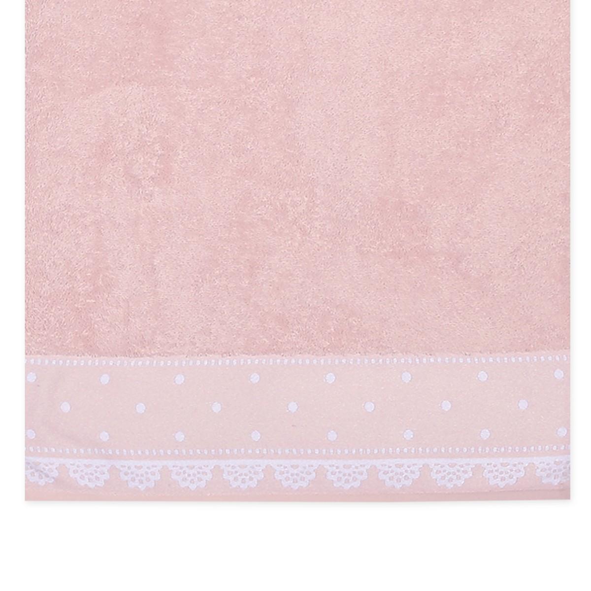 Πετσέτες Μπάνιου (Σετ 3τμχ) Nef-Nef Romantic