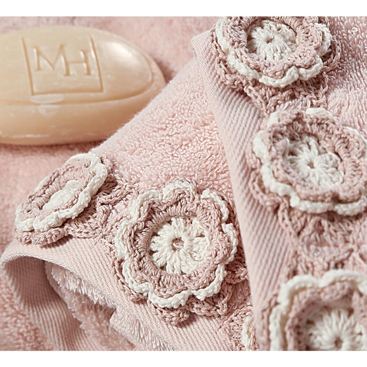 Πετσέτες Μπάνιου (Σετ 3τμχ) Nef-Nef Brigitte