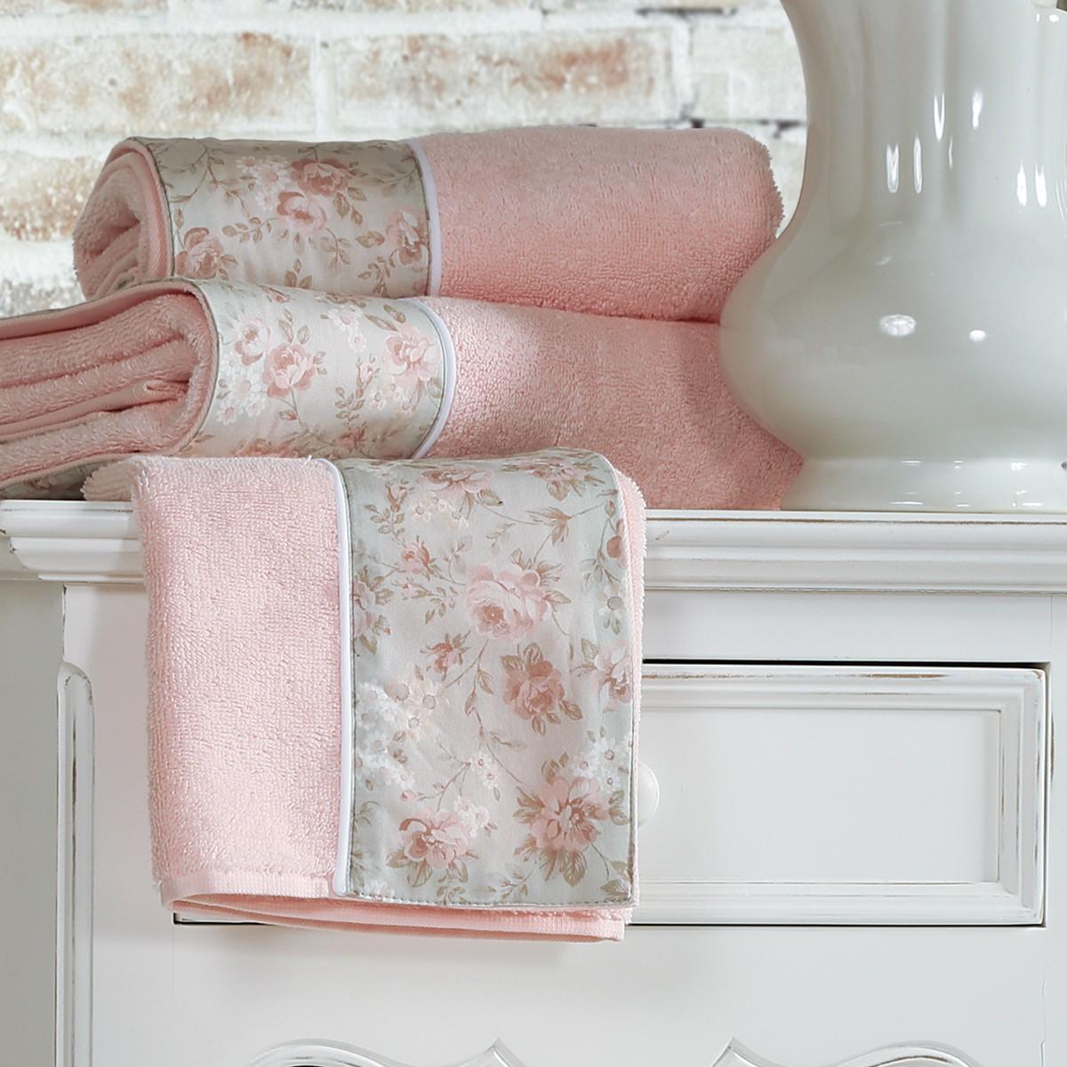 Πετσέτα Προσώπου (50x90) Nef-Nef Rosseto