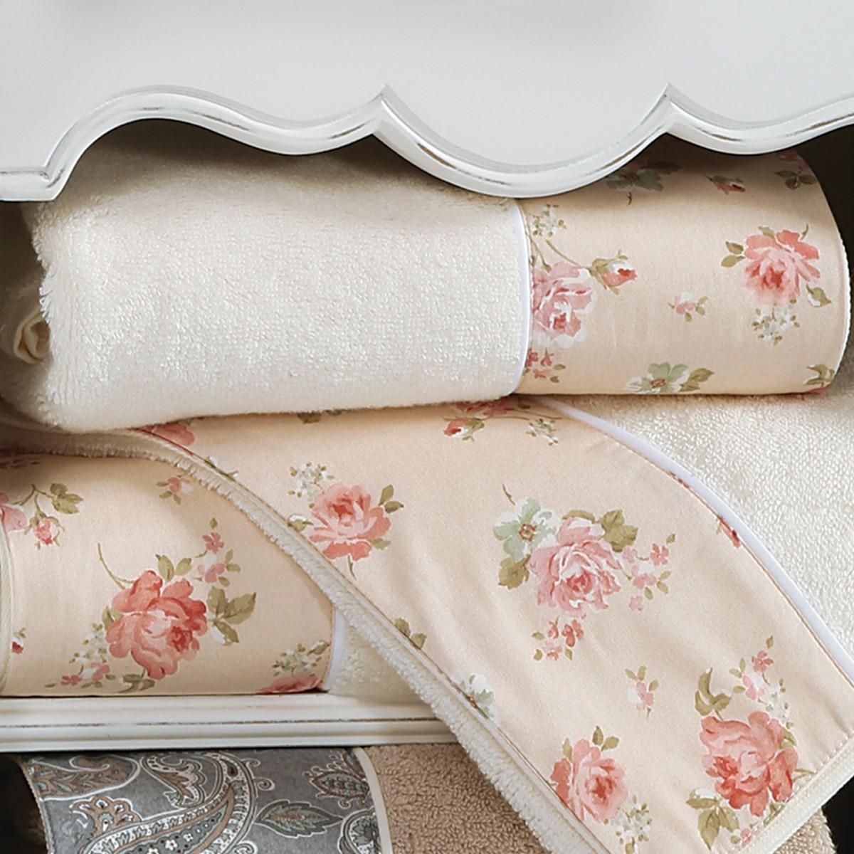 Πετσέτες Μπάνιου (Σετ 3τμχ) Nef-Nef Rubor