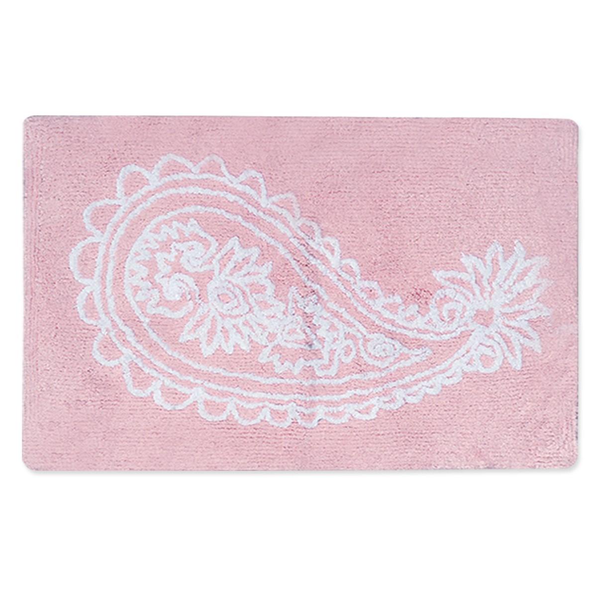 Πατάκι Μπάνιου (60x90) Nef-Nef Lusso Pink
