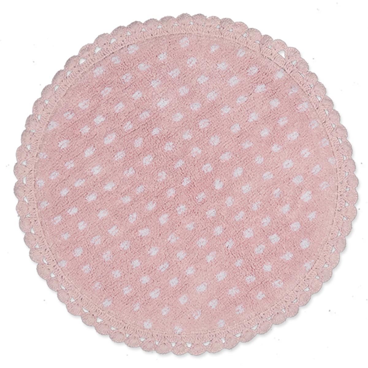 Πατάκι Μπάνιου Nef-Nef Romantic Pink