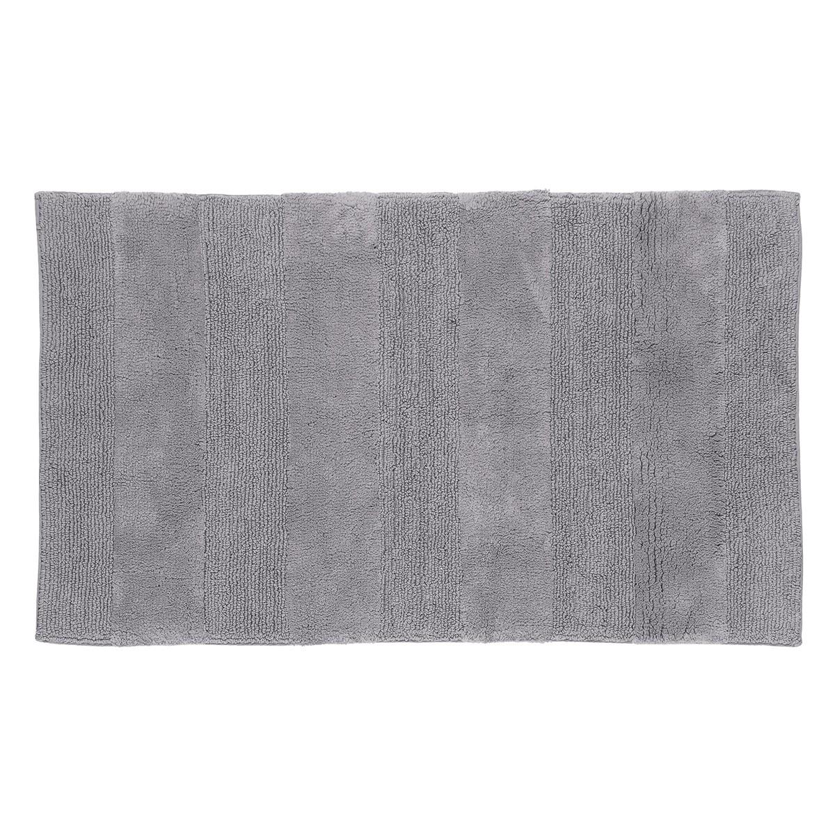Πατάκι Μπάνιου (70x120) Nef-Nef Prime Grey