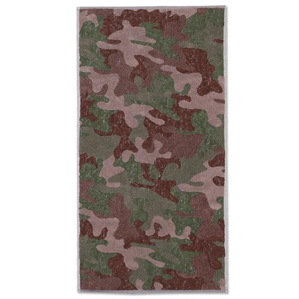 Παιδική Πετσέτα Προσώπου (50x100) Nef-Nef Junior Camouflage
