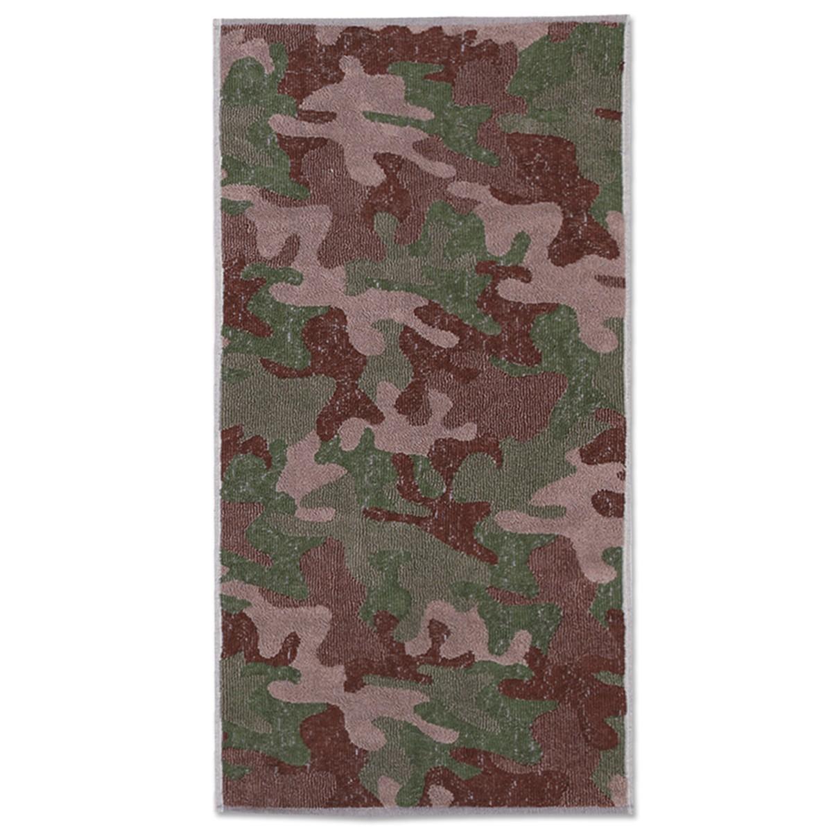 Παιδική Πετσέτα Προσώπου (50×100) Nef-Nef Junior Camouflage