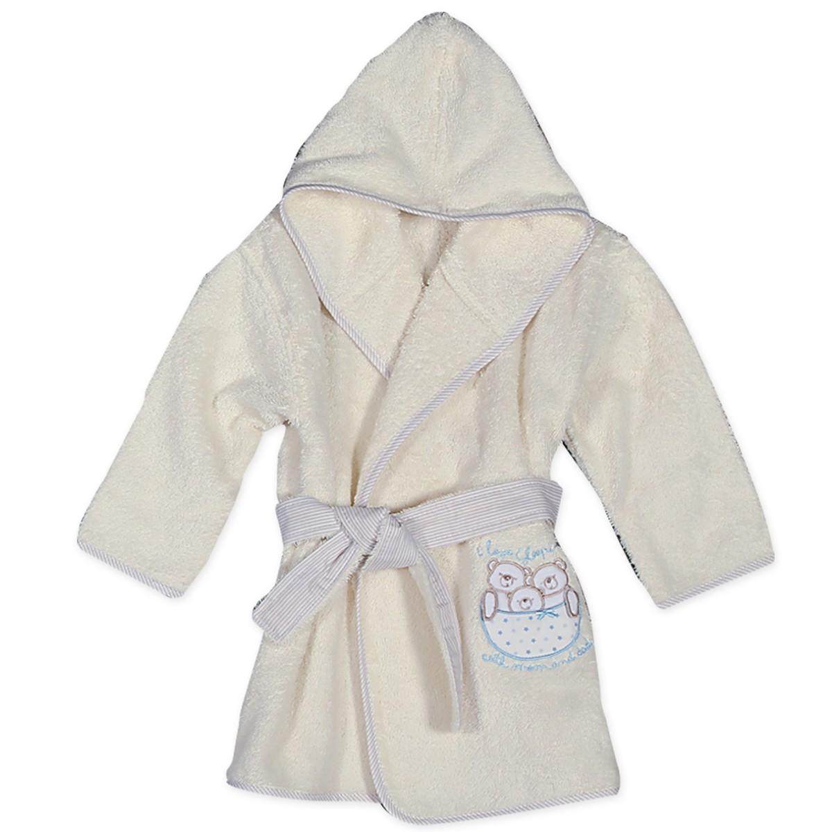 Βρεφικό Μπουρνούζι Nef-Nef Baby Happy Dreams Νο2 Νο2 76660