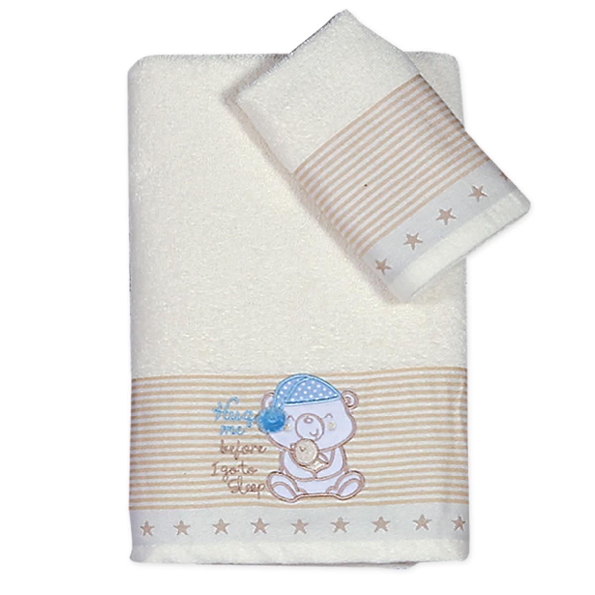 Βρεφικές Πετσέτες (Σετ 2τμχ) Nef-Nef Baby Happy Dreams