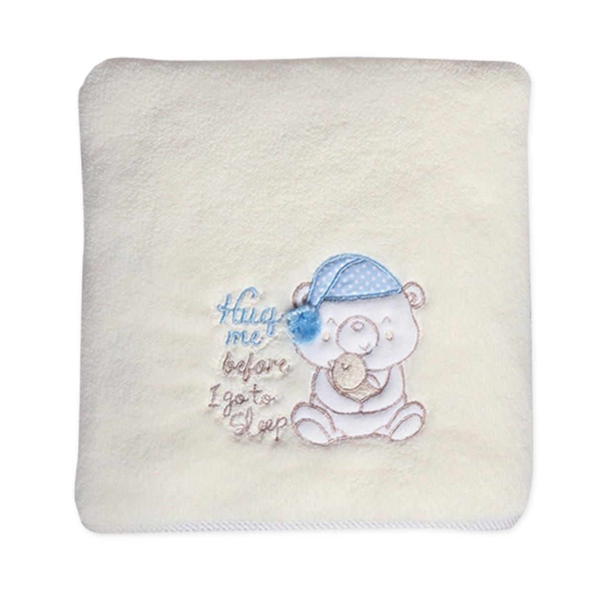 Κουβέρτα Fleece Κούνιας Nef-Nef Baby Happy Dreams