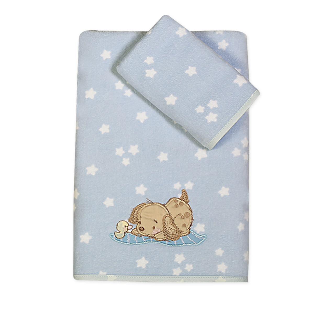 Βρεφικές Πετσέτες (Σετ 2τμχ) Nef-Nef Baby Lovely Day
