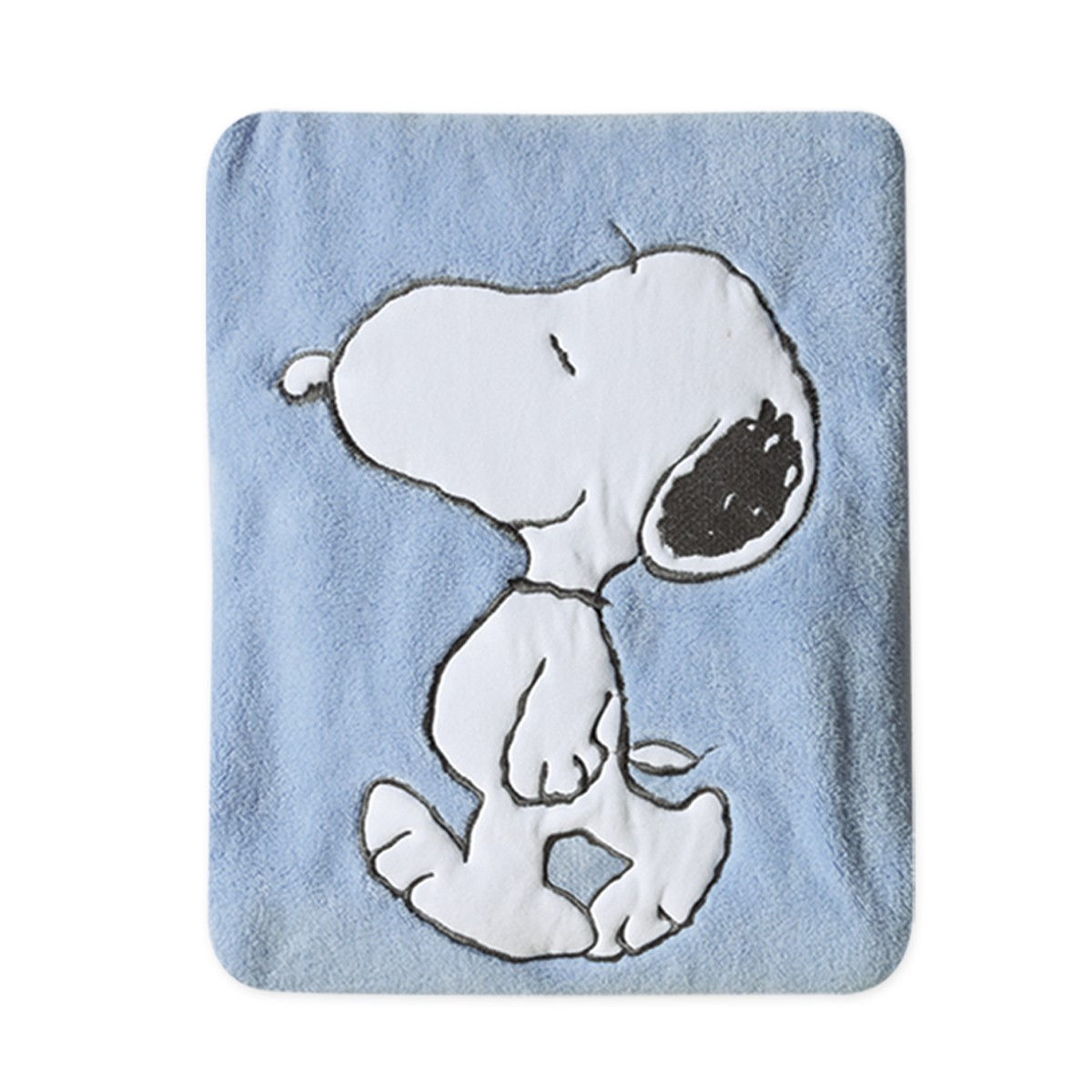 Κουβέρτα Fleece Κούνιας Nef-Nef Baby Snoopy Patch